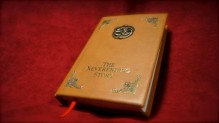 Neverending Story Leatherbound Book - Michael Ende