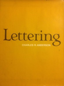 Lettering - Charles R. Anderson