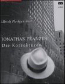 Die Korrekturen. 8 Cassetten. - Jonathen Franzen, Ulrich Pleitgen