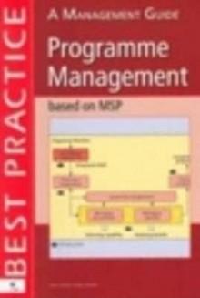 Programme Management: A Management Guide - Jane Chittenden