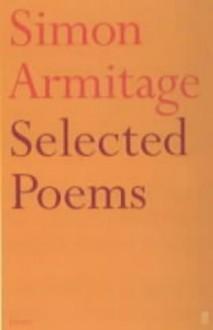 Selected Poems - Simon Armitage