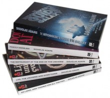The Hitchhiker's Guide to the Galaxy 5 Book Set (Hitchhiker's Guide, #1-5) - Douglas Adams