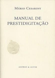 Manual de prestidigitação - Mário Cesariny