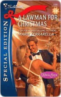 A Lawman for Christmas - Marie Ferrarella
