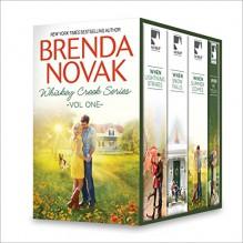 Brenda Novak Whiskey Creek Series Vol One: When We TouchWhen Lightning StrikesWhen Snow FallsWhen Summer Comes - Brenda Novak
