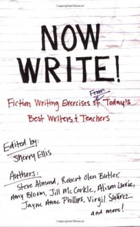 Now Write!: Fiction Writing Exercises from Today's Best Writers and Teachers - Sherry Ellis