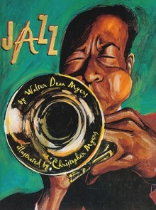 Jazz [With Paperback Book] - Walter Dean Myers, James Williams (VOC) Vaneese Thomas, Christopher Myers