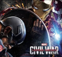 Marvel's Captain America: Civil War: The Art of the Movie - Marvel Comics