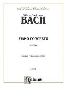 Piano Concerto in E Minor - Wilhelm Friedemann Bach