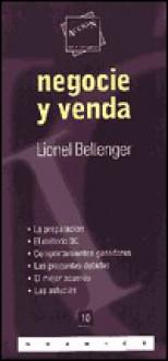Negocie y Venda - Lionel Bellenger