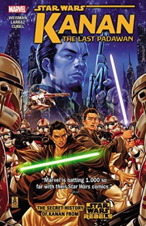 Star Wars: Kanan: The Last Padawan Vol. 1 - Marvel Comics