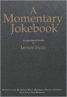 A Momentary Jokebook - Iwen Jayson