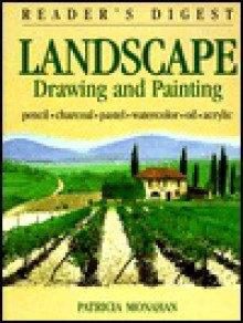 Landscape drawing & painting - Patricia Monahan