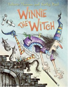 Winnie the Witch - Valerie Thomas, Korky Paul