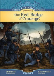 The Red Badge of Courage - Lisa Mullarkey, Stephen Crane
