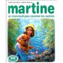 Martine un mercredi pas comme les autres - Marcel Marlier, Gilbert Delahaye