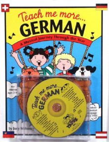 Teach Me More German [With 20-Page Book] - Judy Mahoney