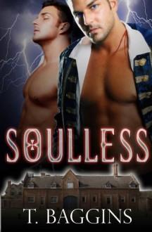 Soulless (M/M Paranormal Romance) - T. Baggins
