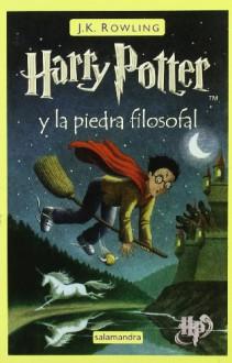 Harry Potter y la piedra filosofal - Dolores Avendano, Alicia Dellepiane, J.K. Rowling