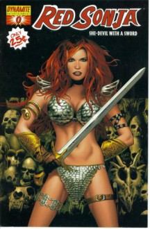 Red Sonja #0 (Dynamite Entertainment Comics) - Michael Avon Oeming,Mike Carey,Mel Rubi