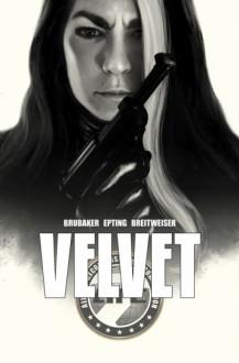 Velvet Deluxe Hardcover - Ed Brubaker