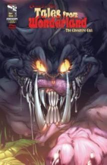 Tales From Wonderland: Cheshire Cat - Eric Basaldua, Ángel Medina, Ralph Tedesco