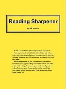 Reading Sharpener - Don Mchattie, R. D. McHattie