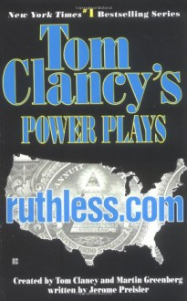 ruthless.com - Tom Clancy, Jerome Preisler, Martin H. Greenberg