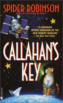 Callahan's Key (The Place, #1) - Spider Robinson