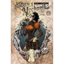 Lady Mechanika #1 (The Mystery of the Mechanical Corpse) - Joe Benitez