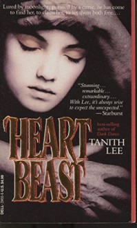 Heart-Beast - Tanith Lee