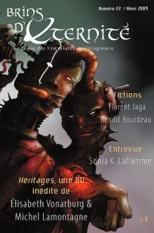 Brins d'éternité - Florent Jaga, Benoit Bourdeau, Elisabeth Vonarburg, Michel Lamontagne, Martin Pelletier