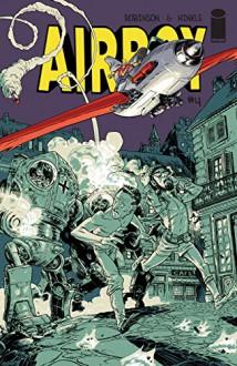 Airboy #4 (of 4) - James Robinson, Greg Hinkle