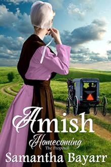 Amish Homecoming the proposal - Samantha Bayarr