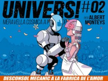 Univers! #2 - Albert Monteys