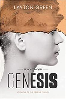 Unknown 9: Genesis - Layton Green