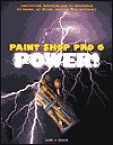 Paintshop Pro6 Power! - Lori J. Davis