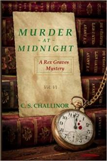 Murder at Midnight - C.S. Challinor