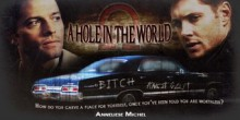 A Hole in the World - AnnelieseMichel