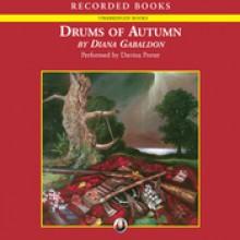 Drums of Autumn (Outlander, #4) - Diana Gabaldon, Davina Porter