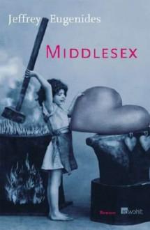 Middlesex - Jeffrey Eugenides, Eike Schönfeld