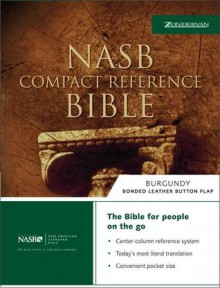 NASB Compact Reference Bible - Anonymous