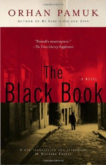 The Black Book - Orhan Pamuk, Maureen Freely