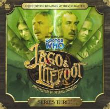 Jago and Litefoot: Series 3 - Andrew Lane, Justin Richards, John Dorney, Matthew Sweet