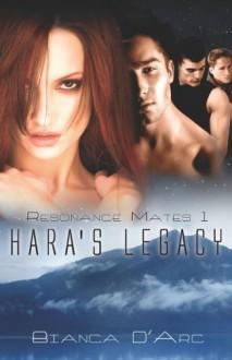 Hara's Legacy - Bianca D'Arc