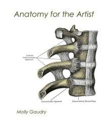 Anatomy for the Artist - Molly Gaudry
