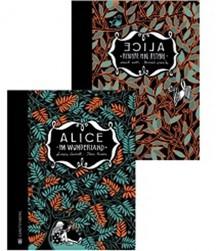 Alice im Wunderland & Alice hinter den Spiegeln - Floor Rieder,Lewis Caroll,Christian Enzensberger