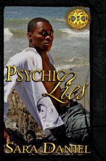 Psychic Lies (The Wiccan Haus) - Sara Daniel
