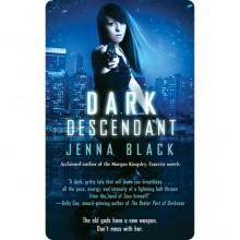 Dark Descendant (Nikki Glass, #1) - Jenna Black