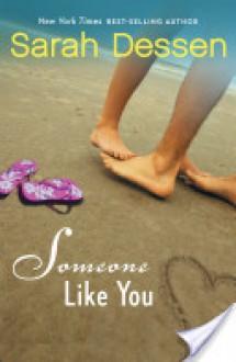 Someone Like You (reissue) - Sarah Dessen